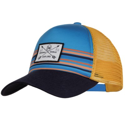 BUFF® Kids Trucker Cap explore multi