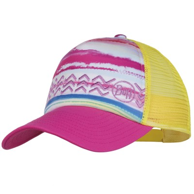 BUFF® Kids Trucker Cap elytra multi