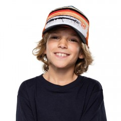 BUFF® Kids Trucker Cap sharky multi