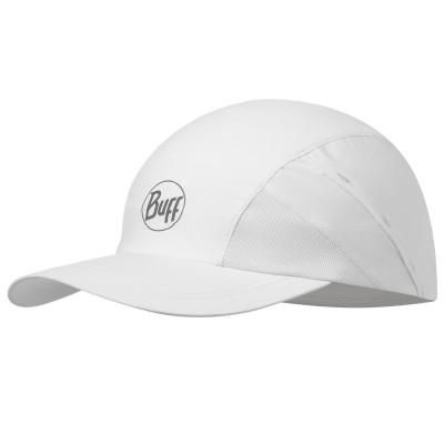 BUFF® Pro Run Cap solid r-white