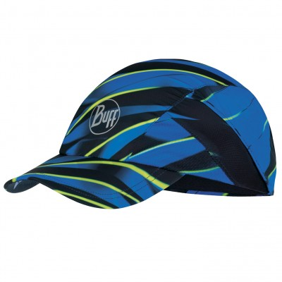 BUFF® Pro Run Cap r-focus blue