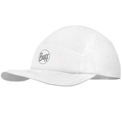 BUFF® Run Cap solid white