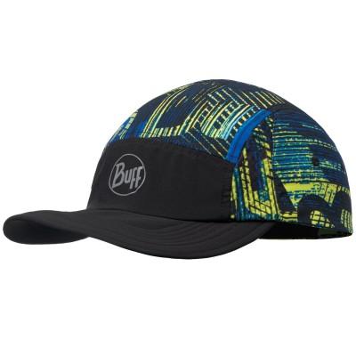 BUFF® Run Cap effect logo multi