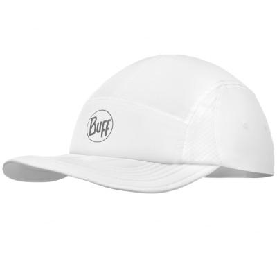 BUFF® Run Cap solid r-white