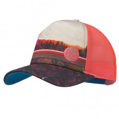 BUFF® Trucker Cap collage multi