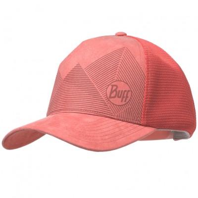 BUFF® Trucker Cap nera pale peach