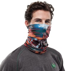 BUFF® CoolNet UV⁺ Insect Shield hashtag moss green