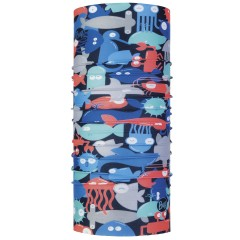 BUFF® Kids CoolNet UV⁺ shoal blue (baby)