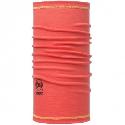 BUFF® ¾ Lightweight Merino Wool Solid coral