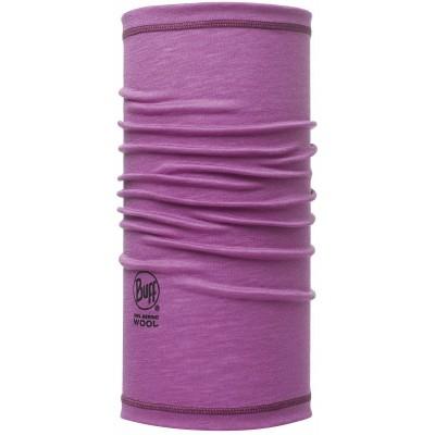 BUFF® ¾ Lightweight Merino Wool Solid raspberry