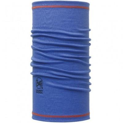 BUFF® ¾ Lightweight Merino Wool Solid blue ink