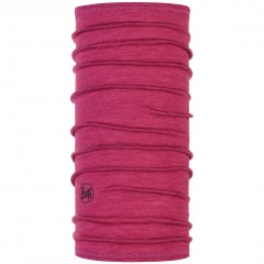 BUFF® ¾ Lightweight Merino Wool purple multi stripes