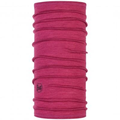 BUFF® ¾ Lightweight Merino Wool purple multi stripes