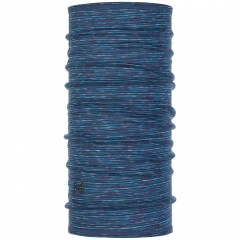 BUFF® ¾ Lightweight Merino Wool blue multi stripes
