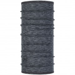 BUFF® ¾ Lightweight Merino Wool Stone grey multi stripes