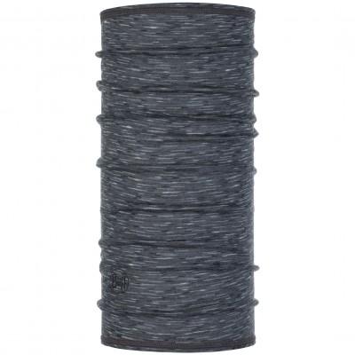 BUFF® ¾ Lightweight Merino Wool Stone grey multi stripes