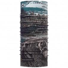 BUFF® CoolNet UV⁺ NatGeo™ silvertip multi