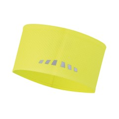 BUFF® Reflective Fastwick Headband R-Solid Yellow Fluor