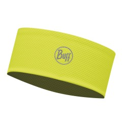 BUFF® Reflective Fastwick Headband R-Solid Yellow Fluor