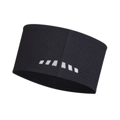 BUFF® Reflective Fastwick Headband R-Solid black