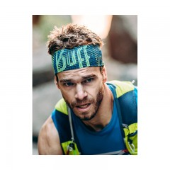 BUFF® Reflective Fastwick Headband R-flash logo