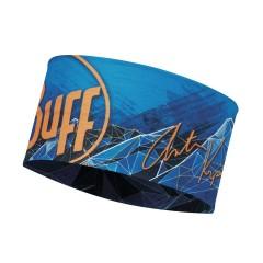 BUFF® CoolMax UV Headband blue ink by Anton Krupicka