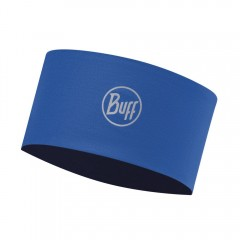 BUFF® CoolMax UV Headband r-solid cape blue