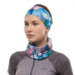 BUFF® CoolMax UV Headband poppis multi