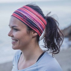 BUFF® CoolNet UV⁺ Headband moonbow multi