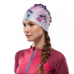 BUFF® CoolNet UV⁺ Multifunctional Headband irised pink