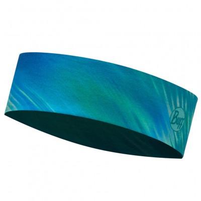 BUFF® CoolNet UV⁺ Slim Headband shining turquoise