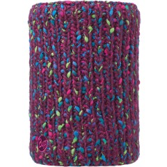 BUFF® Knitted & Polar Neckwarmer YSSIK amaranth purple