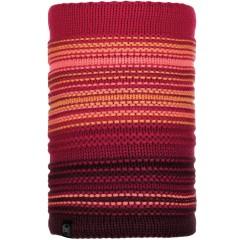 BUFF® Knitted & Polar Neckwarmer NEPER bright pink