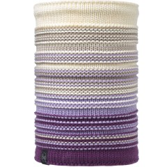 BUFF® Knitted & Polar Neckwarmer NEPER violet