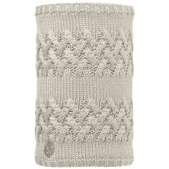 BUFF® Knitted & Polar Neckwarmer SAVVA cream