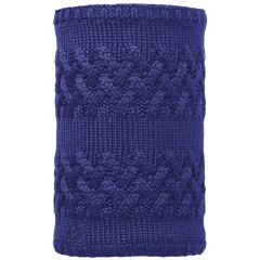 BUFF® Knitted & Polar Neckwarmer SAVVA mazarine blue