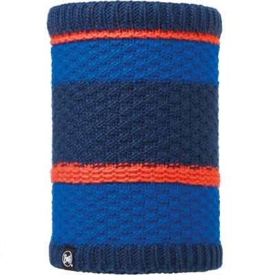 BUFF® Knitted & Polar Neckwarmer FIZZ blue skydiver