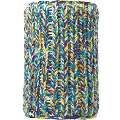 BUFF® Knitted & Polar Neckwarmer SKYLER purle raspberry