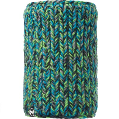 BUFF® Knitted & Polar Neckwarmer SKYLER green