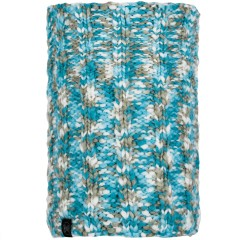 BUFF® Knitted & Polar Neckwarmer LIVY aqua