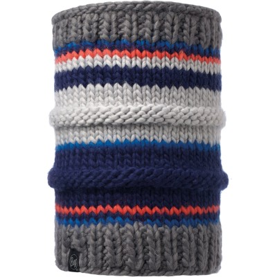 BUFF® Knitted & Polar Neckwarmer DORIAN blue ink