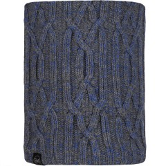 BUFF® Knitted & Polar Neckwarmer IDUN grey