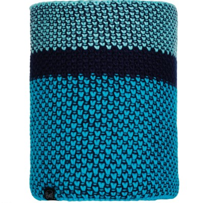 BUFF® Knitted & Polar Neckwarmer TILDA blue curacao