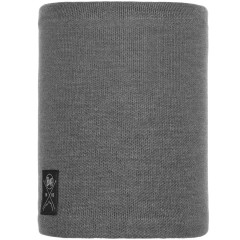 BUFF® Knitted & Polar Neckwarmer NEO grey
