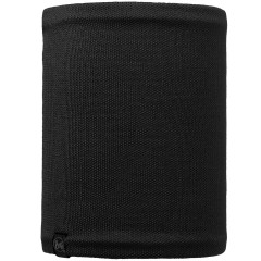 BUFF® Knitted & Polar Neckwarmer NEO black