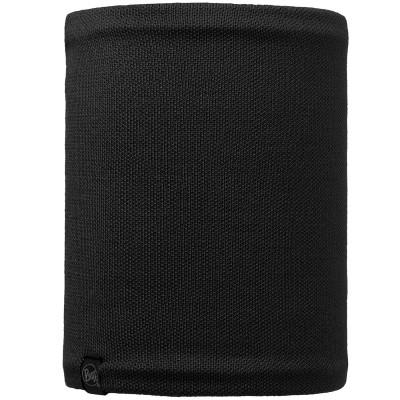 BUFF® Knitted & Polar Neckwarmer NEO black