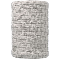 BUFF® Knitted & Polar Neckwarmer AIRON mineral grey