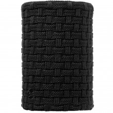 BUFF® Knitted & Polar Neckwarmer AIRON black