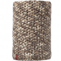 BUFF® Knitted & Polar Neckwarmer MARGO brown taupe