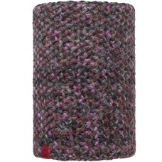 BUFF® Knitted & Polar Neckwarmer MARGO plum